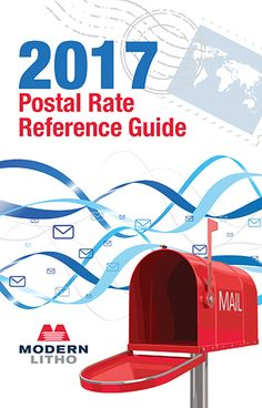 THE 2017 POSTAL RATE