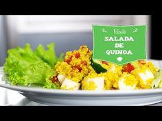 Salada de Quinoa - como preparar - YouTube