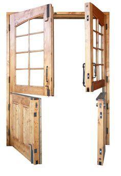Double Dutch Doors Humble Abode Home Dutch Door Interior