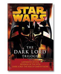 Loving this Star Wars: The Dark Lord Trilogy Paperback on #zulily! #zulilyfinds