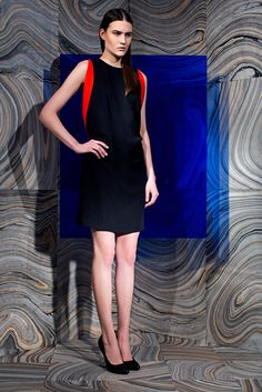 Behnaz Sarafpour Fall 2013 Ready-to-Wear Fashion Show