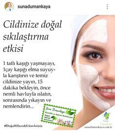 Gece kremi Beauty Skin, Beauty Makeup, Hair Beauty, Homemade Skin Care, Homemade Beauty Products, Beauty Secrets, Beauty Hacks, Fit Women Bodies, Eyelash Serum