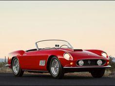 1958 250 GT LWB