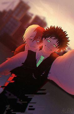 My Hero Academia Episodes, My Hero Academia Memes, Hero Academia Characters, My Hero Academia Manga, Deku Hero Academia, Buko No Hero Academia, Animes Yandere, Fanarts Anime, Anime Sensual