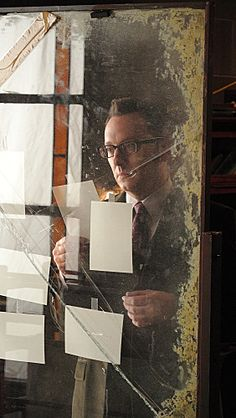 Finch from Person of Interest. Great show