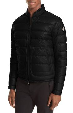 MONCLER Acorus Down Jacket. #moncler #cloth #