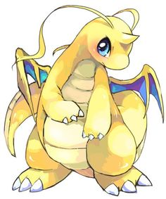 Dragonite, thanks to the first pokémon movie, my sister calls them 'Mailmans' still to this day!
