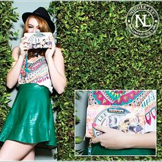 #nicolelee World Tour  #wallet #uniqueness #fashion #fashionista #instafashion #instastyle #style #stylish #cartera #pet #petlovers