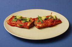 Vegetarian bean enchiladas #recipe #Mexican