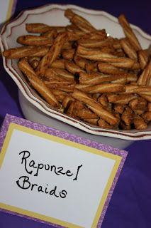 Cake Art Company: Anna's Rapunzel Birthday Party