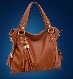 20583 Brown Tinggi : 31cm Lebar : 36cm Tebal : 12cm Cara Buka : Resleting Tali Panjang : Ada Bahan : PU 1100 gram IDR.210.000 #fashion #bag #tas