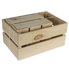 Rustic Crates   Walnut Hollow - Craft Rustic Crate, Nested $ 24.99