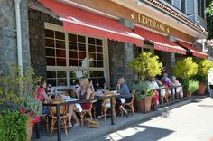 Left Bank in Larkspur, California Great Recipes, Snack Recipes, Central California, Winter Food, Fresh Vegetables, Appetizers For Party, Vinaigrette, Larkspur California, Seafood