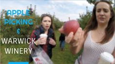 APPLE PICKING/ TRIP TO WARWICK WINERY - VLOG #outdoors #nature #sky #weather #hiking #camping #world #love https://www.youtube.com/watch?v=KtXaKQzyA1I