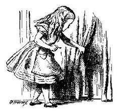 we all have some alice in us