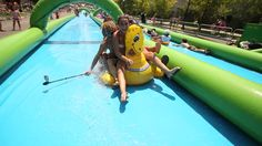 Slide the City -- can't wait for Kansas City in December and Dallas TBD!!!