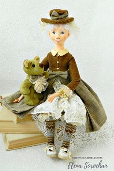 If you do not know what to gift - this doll can become an original and unique gift that will please and bring a good luck. Such gift can be presented not only to a girl but also to a woman.