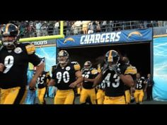 """nike """"Fate: Leave Nothing"""". David Fincher directs the life-long journey of pro football players LaDainian Tomlinson and Troy Polamalu as their destinies collide in an NFL football game."""