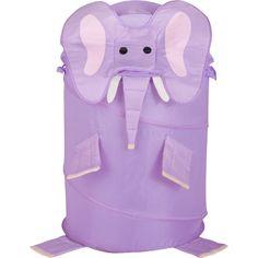Friendly Elephant Pop-Up Hamper  at Joss and Main