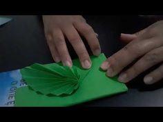 Oragami, Youtube, Leaflets, Craft Cards, Joy, Decorating Ideas, Paper Flowers, Envelopes, Cards