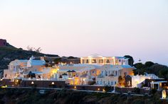 http://www.bebarang.com/the-beautiful-and-best-hotel-in-santorini/ The Beautiful and Best Hotel in Santorini : Santorini Princess Spa In Evening Hotels In Santorini