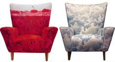Cadeiras e Poltronas Criativas para o Quartos Site : Atua Prime. R apucarana