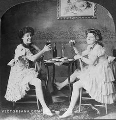 Antique Photograph:  BALLET GIRLS HAVING A GOOD TIME  E. W. Kelly Publishers, Copyrighted 1900, by William H. Rau