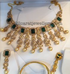 Jewellery Designs: Bridal Jewellery Designs
