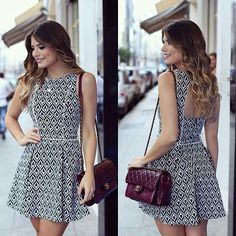 Cheap dresses sale, Buy Quality dress turkey directly from China dress feminine Suppliers: Cute Dresses, Beautiful Dresses, Casual Dresses, Short Dresses, Summer Dresses, Cheap Dresses, Style Casual, Casual Chic, Casual Looks