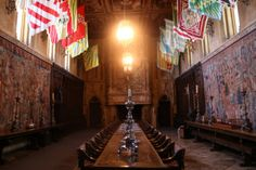 Hearst Castle dining room [For the Love of Wonder]