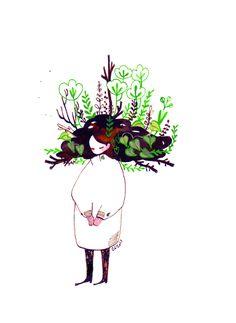 Leafy by koyamori.deviantart.com on @deviantART