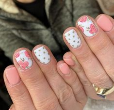 nail art designs 2019 nail designs for short nails 2019 full nail stickers nail art stickers walmart essie nail stickers Spring Nail Art, Spring Nails, Summer Nails, Cute Nails, Pretty Nails, My Nails, S And S Nails, Gel Nagel Design, Nail Swag
