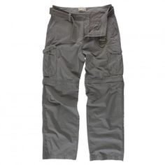 A 100% cotton canvas utility pants for men