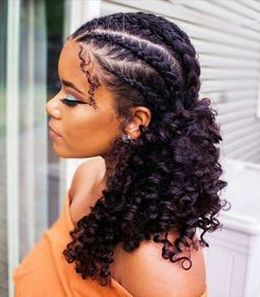 Top 60 All the Rage Looks with Long Box Braids - Hairstyles Trends Natural Braided Hairstyles, Natural Hair Braids, Work Hairstyles, Braids For Black Hair, Box Braids Hairstyles, Natural Curls, Protective Hairstyles, Black Hairstyle, Hairstyle Ideas