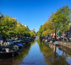 Choose from one of the many canal tours in Amsterdam found in the major cities- InDaily Travel