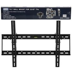 Cheetah Mounts APTMM2B Flat Screen TV Wall Mount Bracket for 32-65-Inch Plasma LED LCD TV