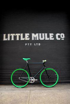Little Mule Bicycles, Melbourne, Australia