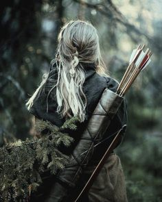 The huntress | The North Realm