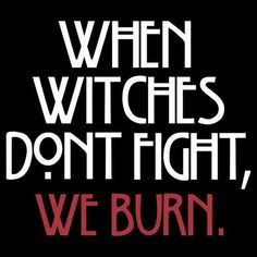 AHS - COVEN. Don't call me fluffy cause you know you're just as obsessed as I am. ;-)