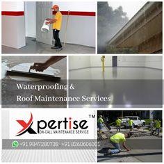 #WaterProofing & Roofmaintenance services near #Kunnamkulam, #Chalakkudy, #Kodungallur, #Chavakkad, #Guruvayur, #Irinjalakuda, #Wadakkancheri