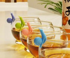#Party #Snails by Soul Fun Design  This would be pretty useful at any party! #partytime