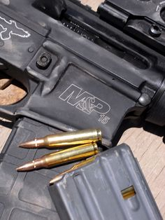 M&P 15   AR-15   Review
