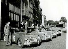 .MGA - Works Rally Cars