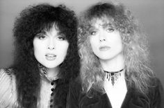 Heart is an American rock band that first found success in Canada and later in the United States and worldwide. Over the group's four-decade history, it has had three primary lineups, with the constant center of the group since 1973 being sisters Ann Wilson (lead singer) and Nancy Wilson (guitarist). Heart rose to fame in the mid-1970s with music influenced by hard rock and heavy metal, as well as folk music.