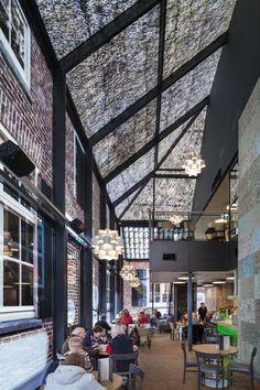 Glass Farm / Schijndel, Pays-Bas / by MVRDV > http://www.mvrdv.nl/projects/