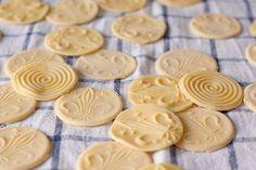 Embossed pasta - next level pasta making