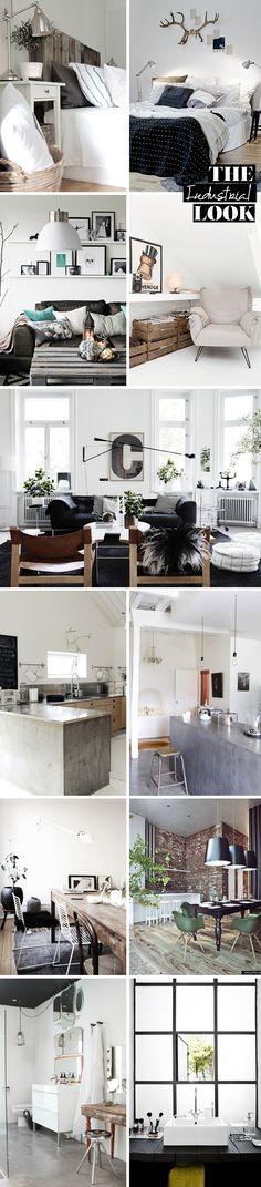 mitStil.net das Online Lifestylemagazin Wohnen mit Stil Industrial Look Übersicht