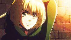 "I got Armin Arlert! Which ""Attack On Titan"" Character Are You? I totally see myself as Armin so I'm glad I got him! Mikasa, Aot Armin, Levi X Eren, Attack On Titan Quiz, Attack On Titan Funny, Attack On Titan Anime, Anime Quizzes, Anime Characters, Aot Gifs"