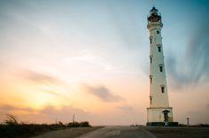 California Lighthouse- Aruba by Zachary DiBeradin on California Lighthouse, Burj Khalifa, Lighthouses, Cn Tower, Explore, Building, Travel, Viajes, Buildings