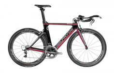 New NeilPryde Bayamo bikes for time trial athletes by BMW Designworks USA